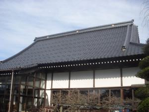 光岩寺(本堂、位牌堂)
